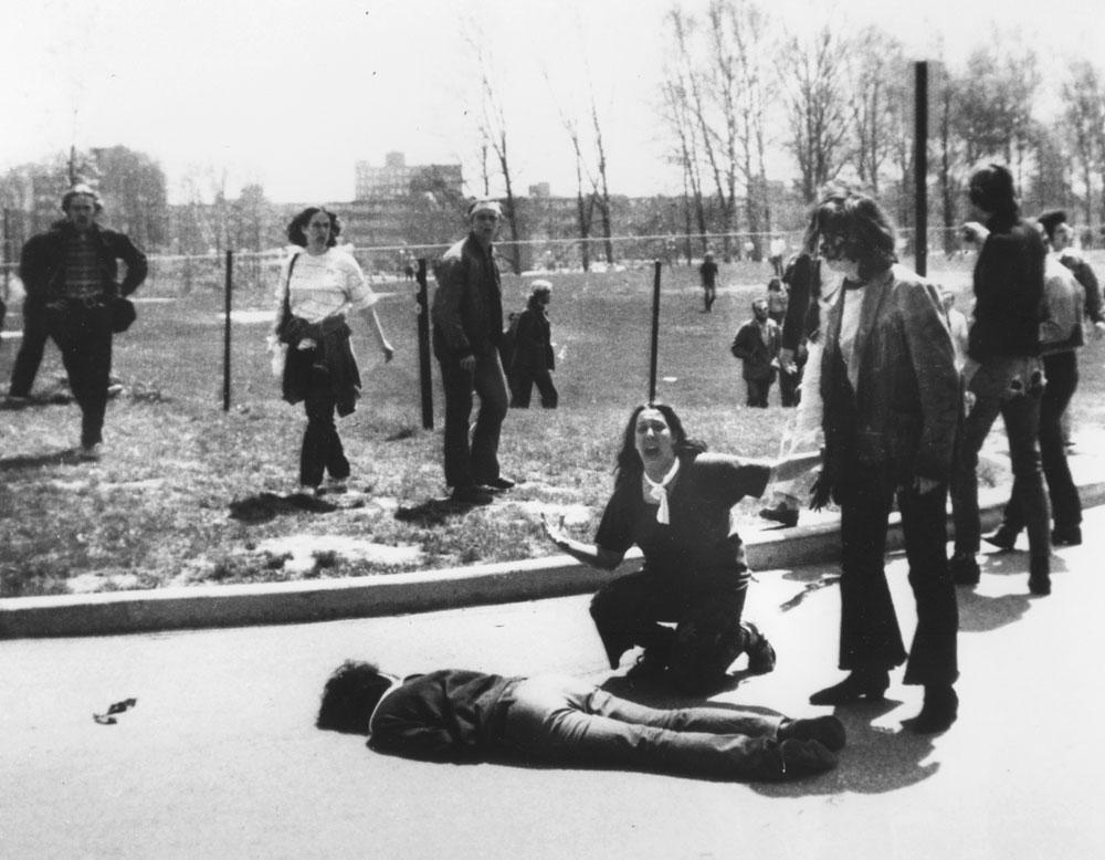 masacre de kent state