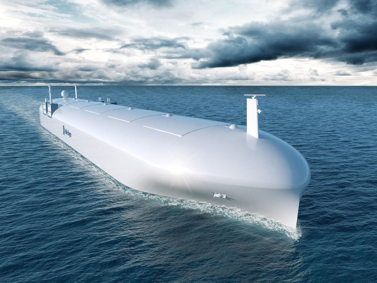 barcos autónomos