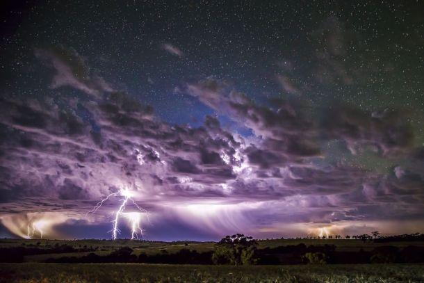 Stormy Stars | Stephen Humpleby