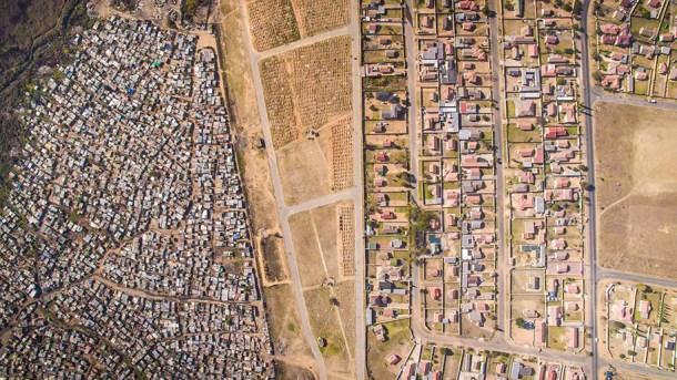 fotografia aerea riqueza pobreza 05