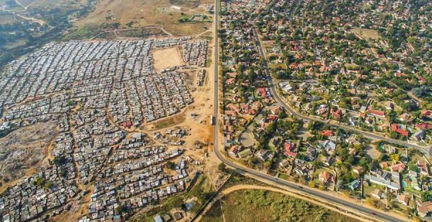 fotografia aerea riqueza pobreza 07