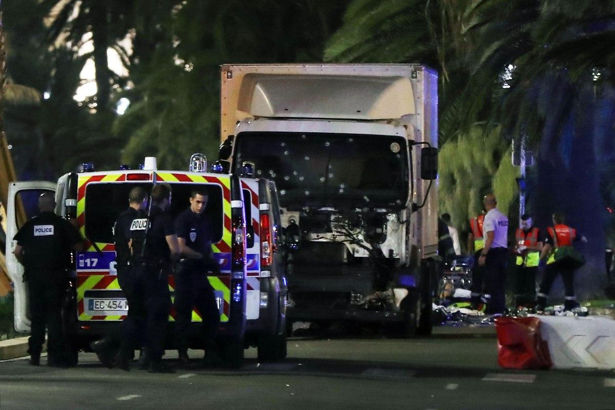 atentados de Niza