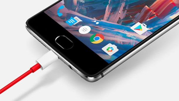 oneplus 3 charger
