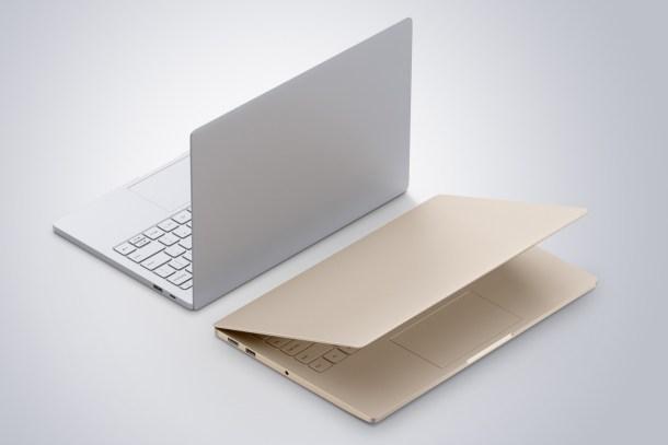 Xiaomi Mi Notebook Air, uno de los portátiles de Xiaomi.