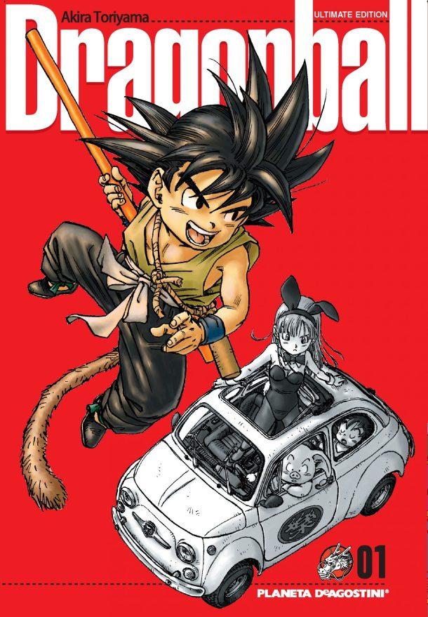 Dragon Ball  tomo 1.