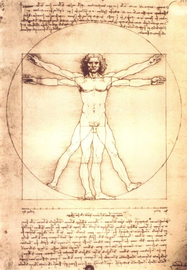 Da Vinci sería el archimaestre de nuestra realidad.