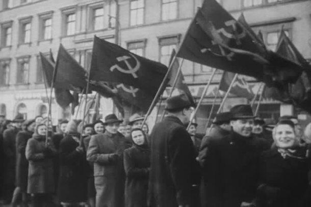 No todos los checoslovacos rechazaban a los soviéticos.