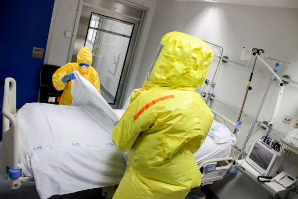 fiebre hemorrágica Crimea-Congo