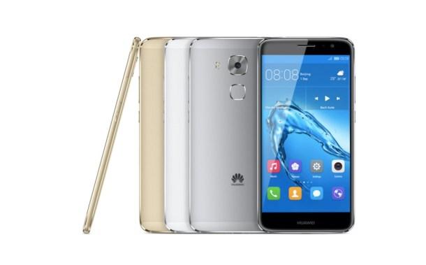 El Huawei Nova Plus tiene un acabado más típico de Huawei.