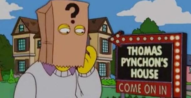 Simpson Pynchon