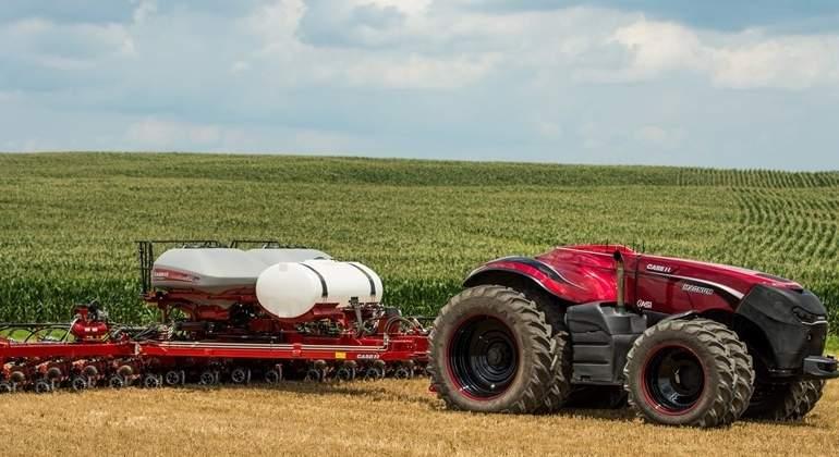 tractores autónomos