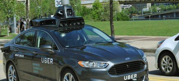 El coche autónomo de Uber empezó a rodar en pruebas durante este año.