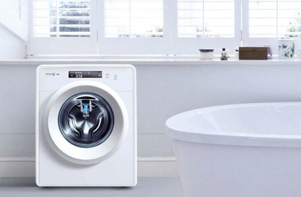 La lavadora inteligente de Xiaomi/Xiaoji MiniJ es otra de las apuestas para el hogar conectado de Xiaomi y sus filiales-incubadas.