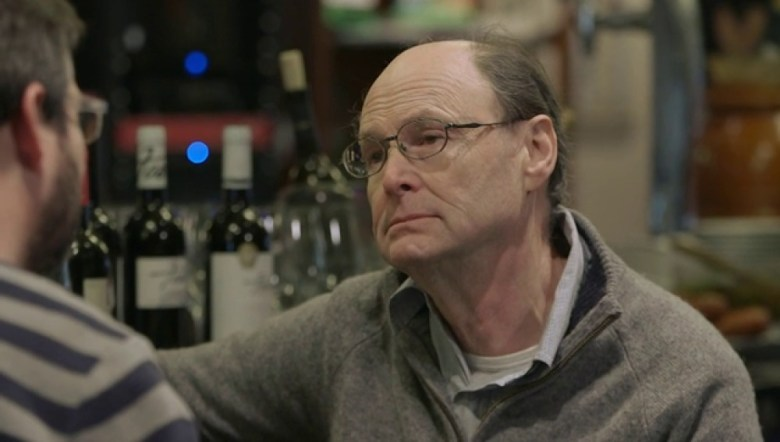 Herzog, durante su intervención en el episodio [