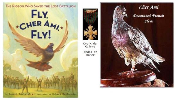 Sus hazañas incluso han quedado inmortalizadas en un libro para niños.