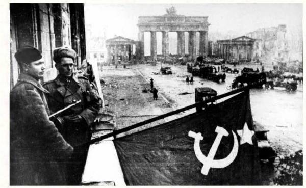Los soviéticos eran conocidos por no andar con jueguitos.