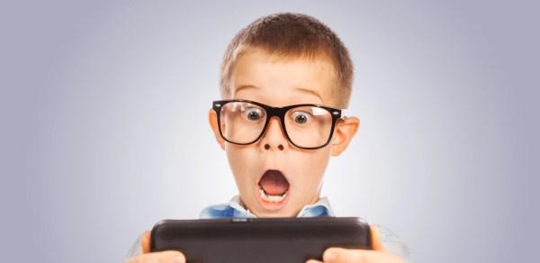 Aunque, pensándolo bien, sorprender a un niño no es tan difícil, suelen ser bastante tontos.