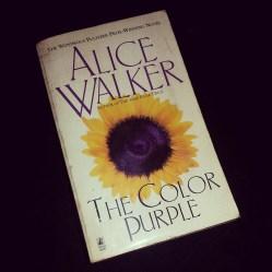The Color Purple - Alice Walker.