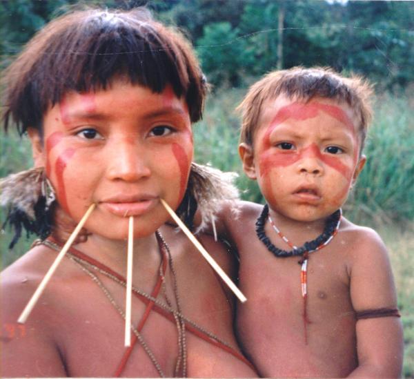 tribus asiladas