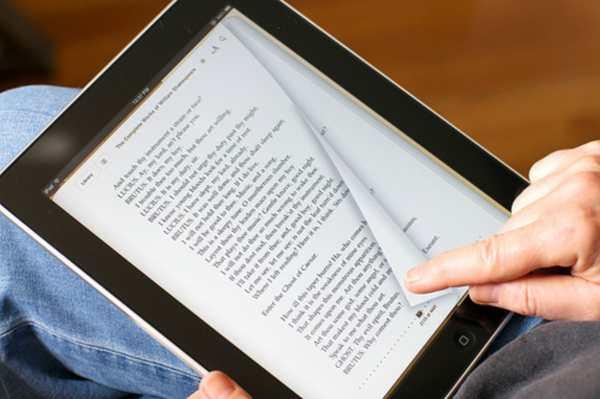 Aunque todavía no sabemos cómo hacer para que los que leen exclusivamente libros digitales no se vean como unos snobs totales.