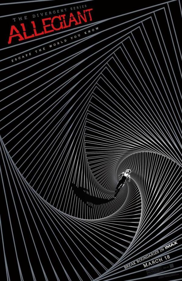 La serie Divergente: Leal, cerca de terminar como un estreno exclusivo en Blu Ray