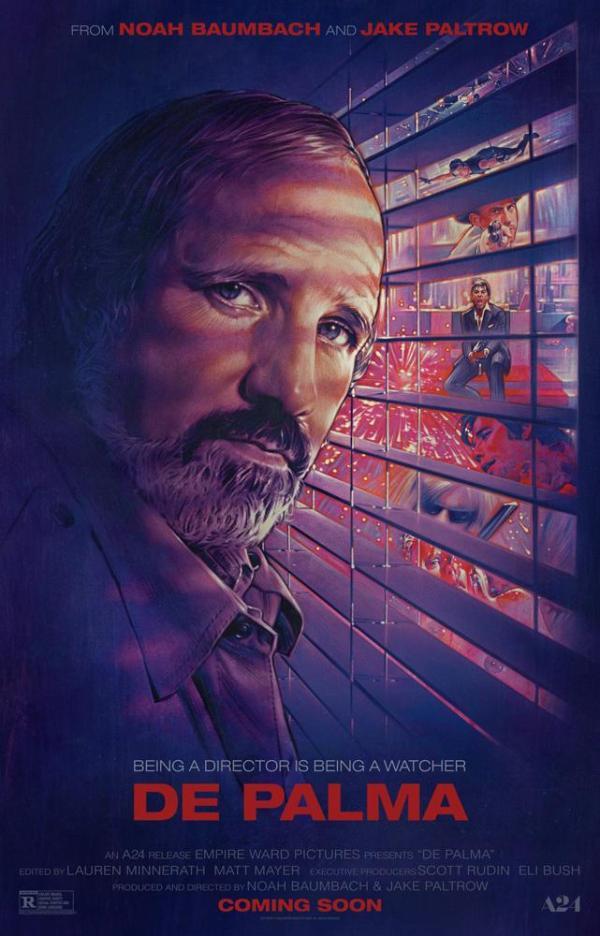 De Palma, el documental sobre el icónico director