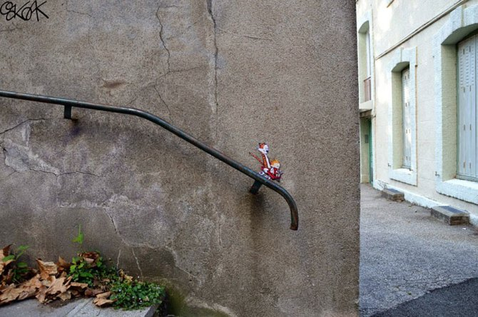 Arte callejero 5