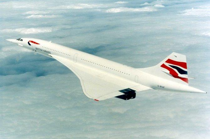 Imagen: Concorde