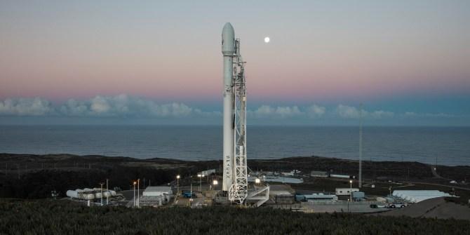 Falcon 9 Iridium - 1