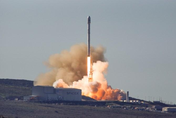 Falcon 9 Iridium - 5