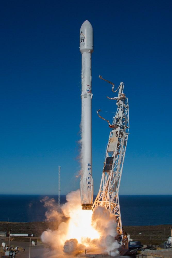 Falcon 9 Iridium - 8
