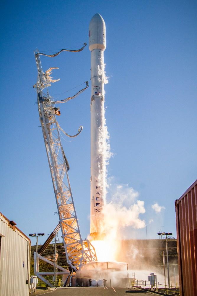 Falcon 9 Iridium - 9