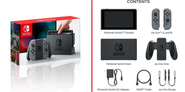 Nintendo contenido