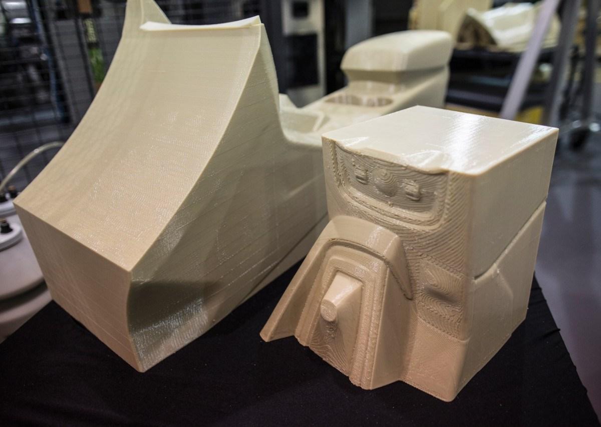 impresión en 3D