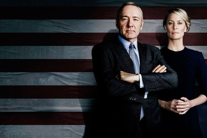 house of cards temporada 5