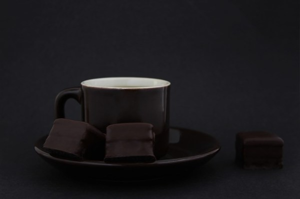 chocolante caliente
