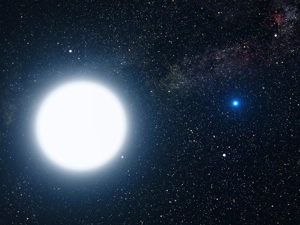 estrella más pequeña