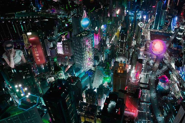 valérian y la ciudad de los mil planetas
