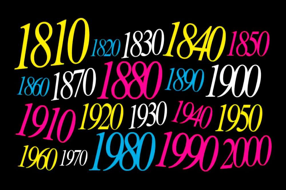 contar bien décadas