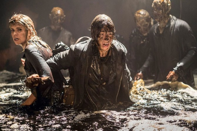 fear the walking dead 4x02 another day in the diamond