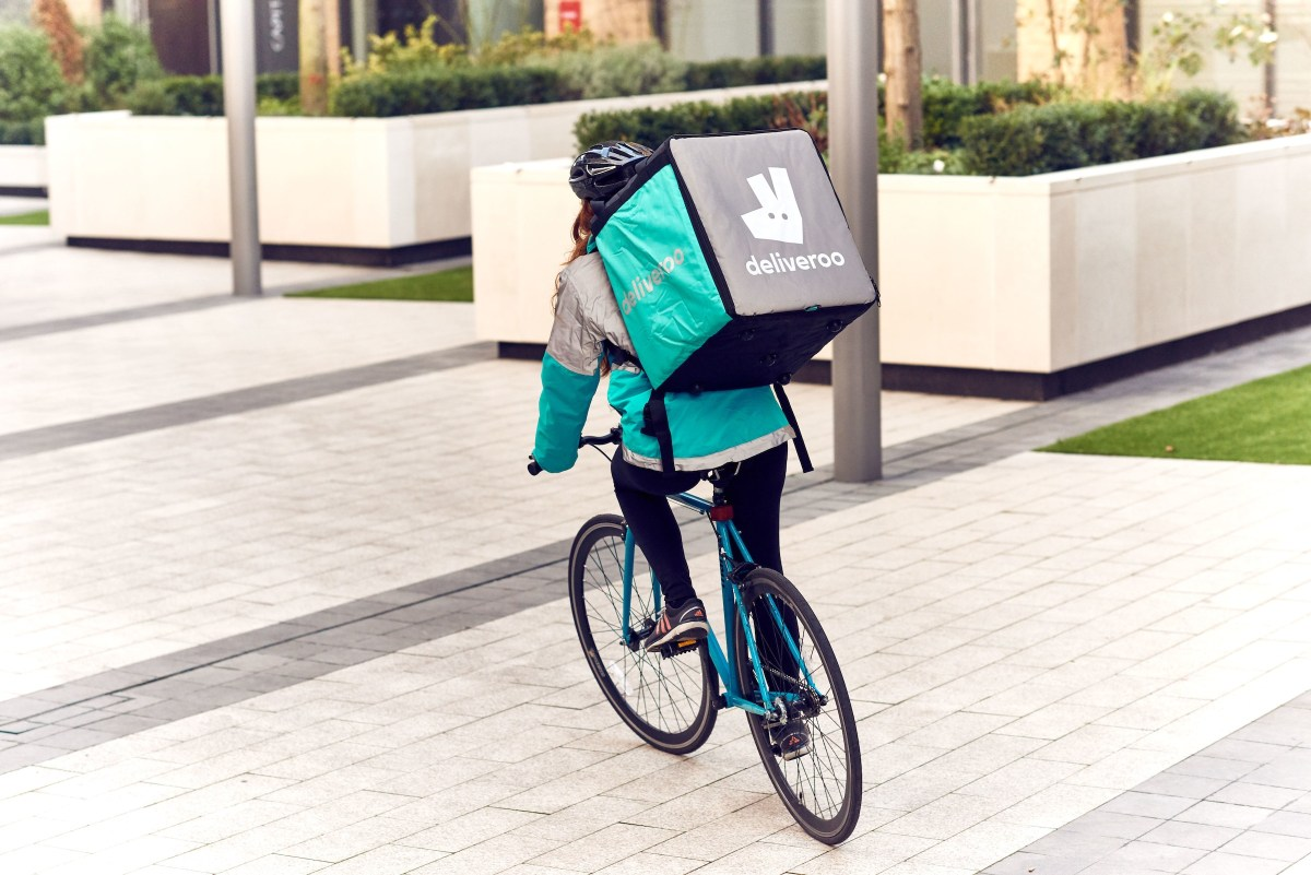 Deliveroo, rider, falsos autonomos,salida a bolsa deliveroo