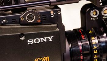 Videoámara Sony