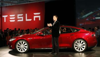 Tesla Model 3 / Elon Musk