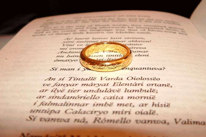 tolkien el señor de los anillos zimmerman