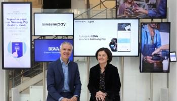 BBVA en Samsung Pay en España