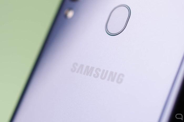 Samsung Galaxy M20 logo