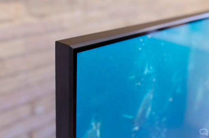 Bordes de Samsung QLED Q900R