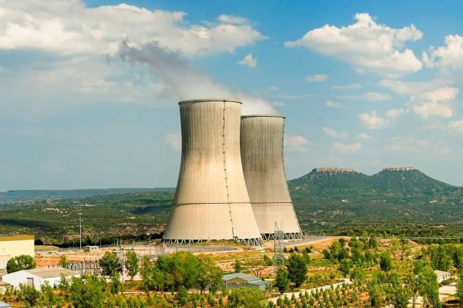 Central nuclear de Trillo, España