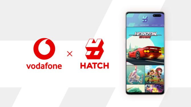 Vodafone y Hatch