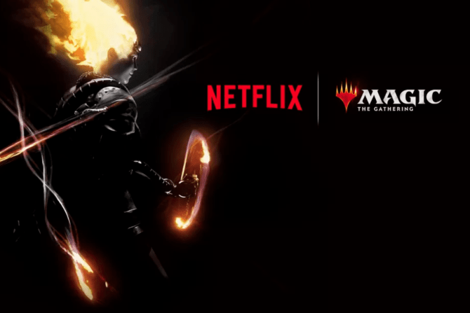 Magic: The Gathering en Netflix